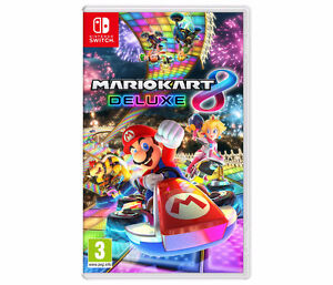 Wanted: Mario Kart 8 Deluxe for Nintendo Switch