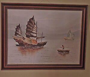 Original Oil Painting Oakville / Halton Region Toronto (GTA) image 1
