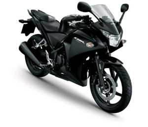 Motorcycle Rental CBR250