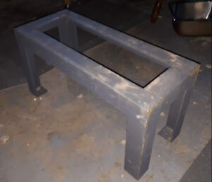 Bench frames - heavy steel construction ONLY 3 units left!