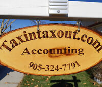 Accounting / Tax / Bookkeeping