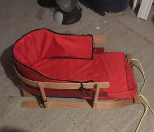 Baby/toddler sleigh for sale