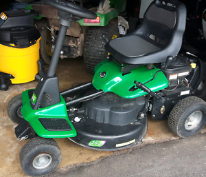 WeedEater One riding lawnmower. 8.75 Brigg's