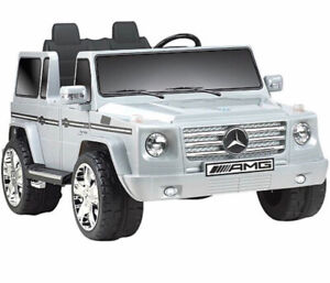 Kids battery operated Mercedes G Wagon