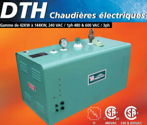 Bouilloire Thermo-2000 120 kW (36 Gallons)