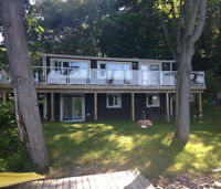 Muskoka Cottage Rental on the Indian River