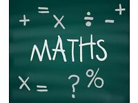 Maths Tuition - Primary/KS3/GCSE (Qualified experienced maths teacher)