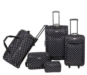New, Prodigy Forest Park 5-Piece Luggage Set