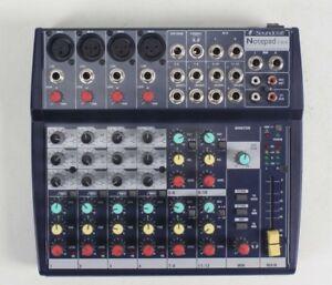 Mixer SOUNDCRAFT  Notepad comme neuf 4 canaux