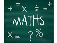 Maths Tutor KS3 and GCSE