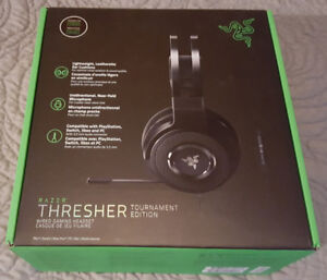 Razer Thresher Tournament Edition: Retractable Boom Mic - 3.5 mm