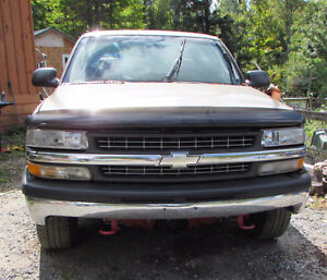 2000 Chevrolet Silverado 1500 Pickup Truck FOR PARTS ONLY