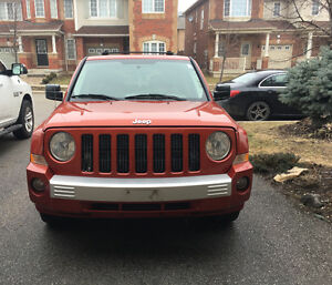 2008 Jeep Patriot Limited 4x4 SUV, Crossover