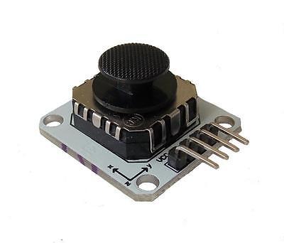 2 Pcs New Psp 2-axis Analog Thumb Game Joystick Module 3v-5v For Arduino Psp