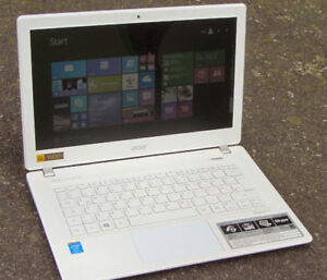 "ULTRABOOK acer 13"" Core i5 4210u Platinum 8gbram Windows 10"