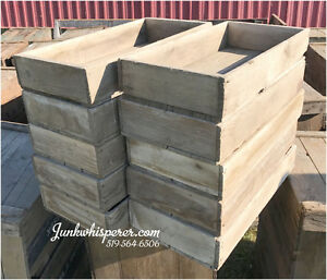 Fruit Crates - Vintage - Great Condition