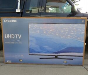 "70"" Samsung 4K UHD smartTV .... comes with $1,000 in MotoLESSONs"
