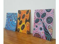 Dotty Art for Wellbeing Class - Creative Painting Fun! Join us on 30th June 2-4pm