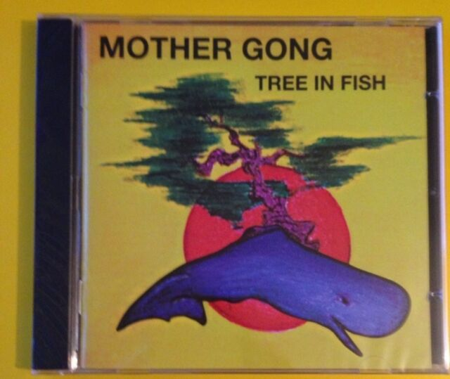 Mother Gong Tree In Fish CD NEW SEALED 2004
