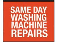 Same day washing machine repa ir