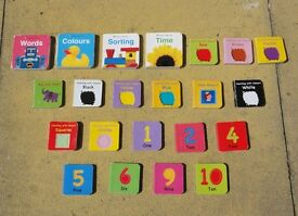 Collection of 22x kids Early Years Books