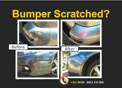 Perth mobile bumper and scratch repairs Padbury Joondalup Area Preview