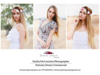 Professional Photographer - Portrait/Event/Commercial