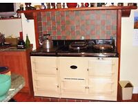 AGA 4 oven gas fired stove