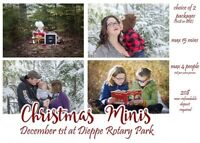 Christmas Minis at Dieppe Rotary Park