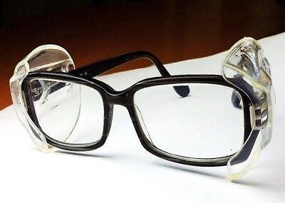 Seitenschutz für Brillen- Flex Seitenschutz für individuelle Bügelbreite NEU
