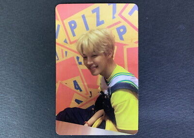 BTS-LOVE YOURSELF HER E VERSION OFFICIAL JIMIN PHOTO CARD