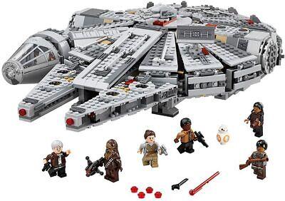 LEGO Star Wars 75105 Millennium Falcon - 9/10 Bags SEALED/New