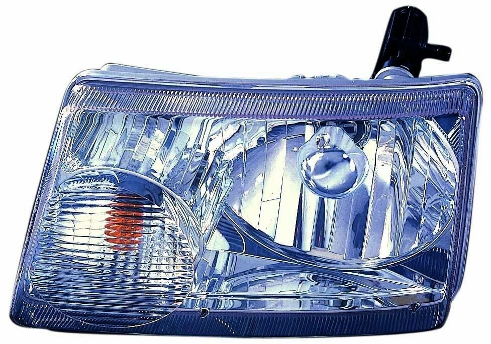For 2004 2005 2006 2007 2008 2009 Ford Ranger Headlight Headlamp Pair Set