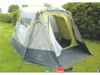 Outdoor Revolution VRX Scenic 5.0 Tent, excellent condition