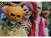 Halloween Event. Potography Studio at Old Square Shopping Centre Walsall.