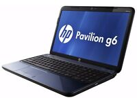 "Laptop HP Pavilion G6 15,6"" - Blue"