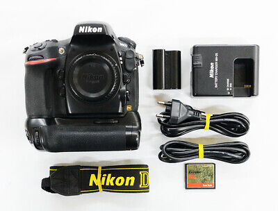"# Nikon D800 36.3MP Digital SLR Camera - Black ""12500 cut"" S/N 0358"