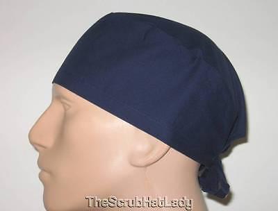 solid U PICK colors Kona men's surgical scrub hat cap SOLIDs