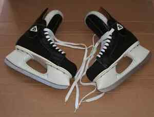 Patins Glace Daoust National 201 301 Homme Gars 6 Hockey Skates
