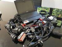 CAR DIAGNOSTIC TABLET BRAND NEW CARS VANS FOR SALE
