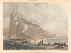 Espana-Andalucia-Gibraltar