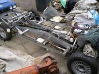Reliant Scimitar type9 Ford V6 manual gearbox and parts