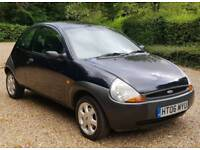 FORD KA 1.3 DESIGN+ (2006) LONG MOT/CAM-BELT Replaced/14'' ALLOYS/ IMMACUALTE KA with FULL S/History