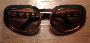Vintage  motorcycle goggles  made in italy