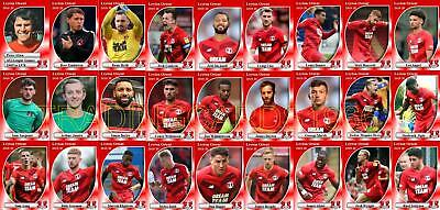 Oriental Trading Soccer (Leyton Orient Football Squad Trading Cards)
