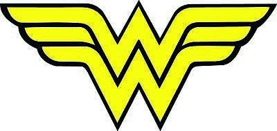 WONDER WOMAN Vinyl Decal Sticker Comic Dawn of Justice League Buy2 Get1 Free