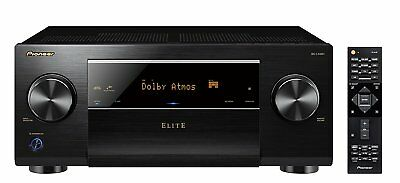 NEW - Pioneer Elite SCLX501 7.2-ch Class D³ Network AV Receiver