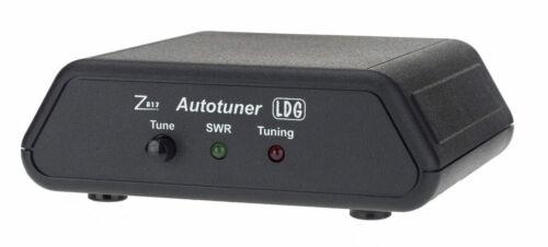 LDG  Z-817 20-Watt Automatic Ham Radio Antenna Tuner Yaesu FT-817 Integration