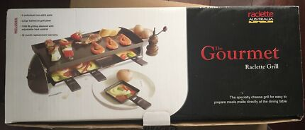 Raclette Grill Australia raclette grill in australia gumtree australia free local
