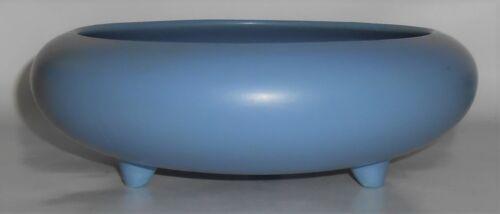 Coors Art Pottery Blue Windsor Art Bowl / Vase